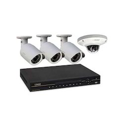 IP Cameras And NVR