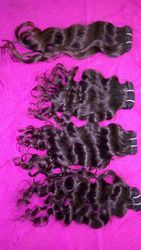 Indian Human Remy Temple Hair