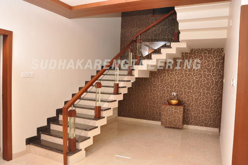 SS Spiral Staircase   Customized Staircase Handrails Manufacturer From  Coimbatore
