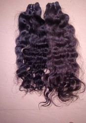 Remy Hair Extension wavy and curly