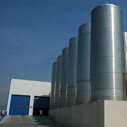 Silo Tanks for Chemical Industry