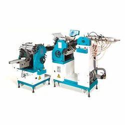 Vacuum Feed Paper Folding Machines