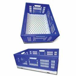 Foldable Plastics Crates