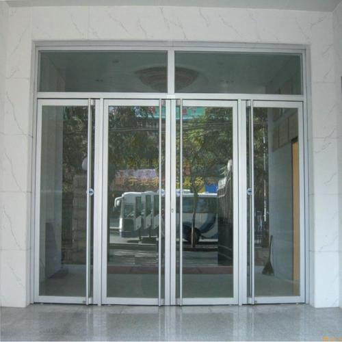 Aluminium Glass Door At Best Price In India