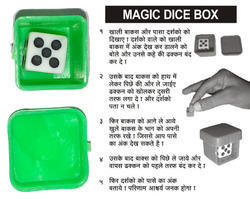 Magic Dice Box Toys