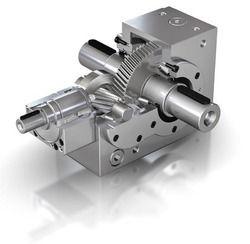 Bevel Helical Gear Box - Bevel Helical Geared Motor