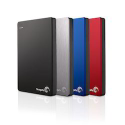 Seagate 1tb Software Back Plus External HDD