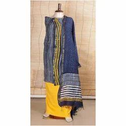 Dabu Printed Salwar Suits