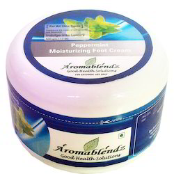 Aromablendz Peppermint Foot Cream
