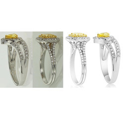 High End Jewelry Image Editing Jewelry Retouching Services
