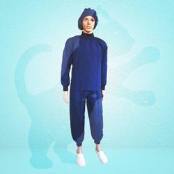 Cleanroom Primary Garment - Rib Design
