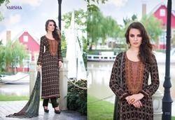 Varsha Kyra- 7 Cotton Suit