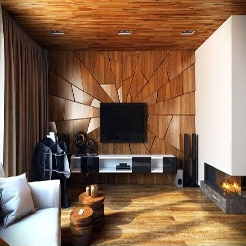 PVC Panels for Living Rooms