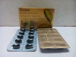 Pycnogenoe Green Tea Extract Lycopene Isoflavounes Capsules