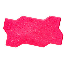 Pink Unipaver Tiles Moulds