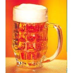 Glass Beermugs