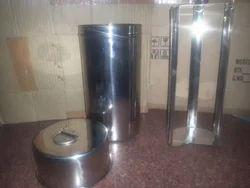 Petri Dish Sterilization Box
