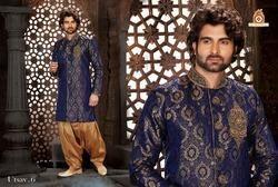 Heavy Designer Wedding Sherwani