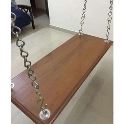 Wooden Swing For Living Room