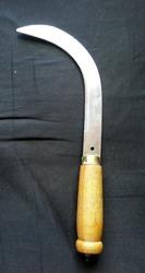 Wooden Handle Sickle