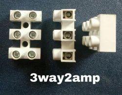 3 Way 2 Amps Connector for Lighting Fixtures
