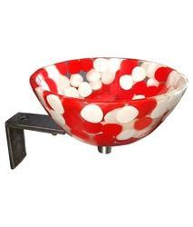 Prayosha Red Basin With Stand