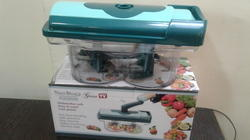 nicer dicer fusion genius vegetables cutter