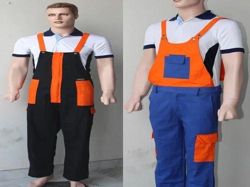 Safety Dangri Suit / Bib Brace Dangri Suits