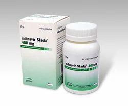 Indinavir - 400mg Tablet