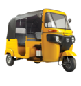 Compact Auto Rickshaw