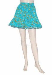 Stylish Girls Short Skirt