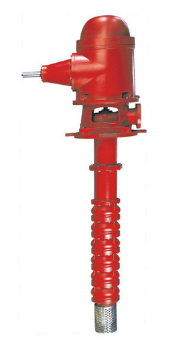 Pentair Vertical Turbine Fire Pump Manufacturer From