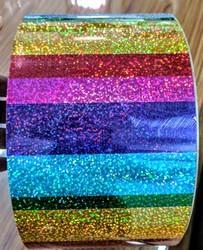 Polyester Holographic Colour Films
