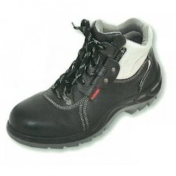 Leather Safety Shoe