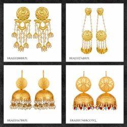 Brass Traditional Jewelry