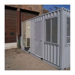 Containerized Executive Cabins