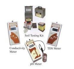 shambhavi impex agricultural soil testing kit