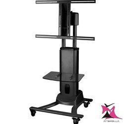 Motorized TV Stand with Remote Control