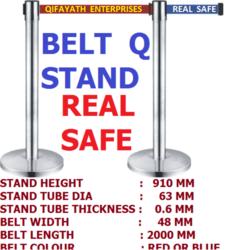 Belt Q Stand