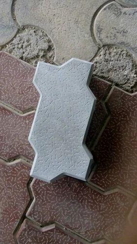 Construction Material Rubber Mold Paver Tiles
