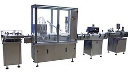 Filling & Labeling Machines
