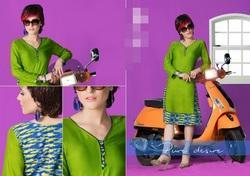 Designer Printed Kurti
