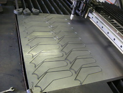 CNC Plasma Cutting Job Work