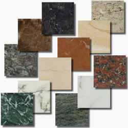 Square Marble Tiles