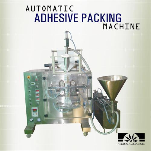 Automatic Adhesive Pouch Packing Machines