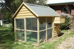 Designer Outdoor Cage