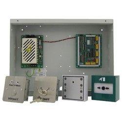 Power Saving Door Interlocking System For 2 Doors