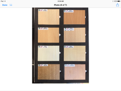 Laminated Particle Boards & MDF