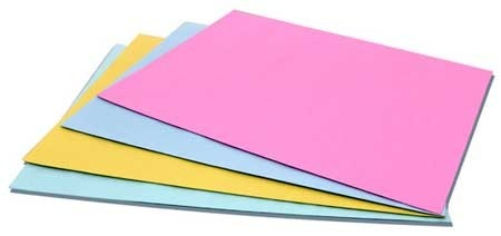 Colored Printing Papers  Colored Writing Paper
