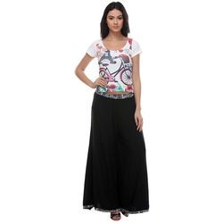 Black Color Exclusive Casual Wear Skirts